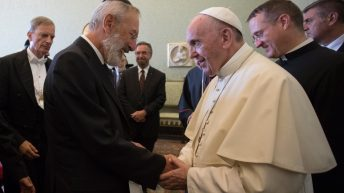 Vatican publishes letters to rabbis emphasising Pope's respect for Judaism