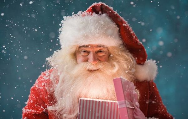 Happy St. Nicholas Day! Did you know Santa is buried in ...