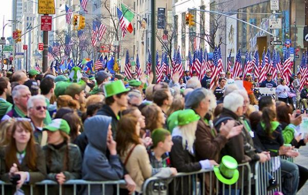 NYC St. Patrick's Day affiliates say they'll march in 2017 ...