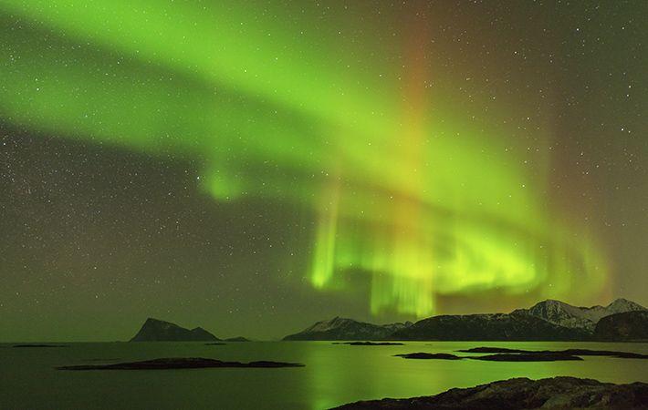 Northern Lights Sky Gallery