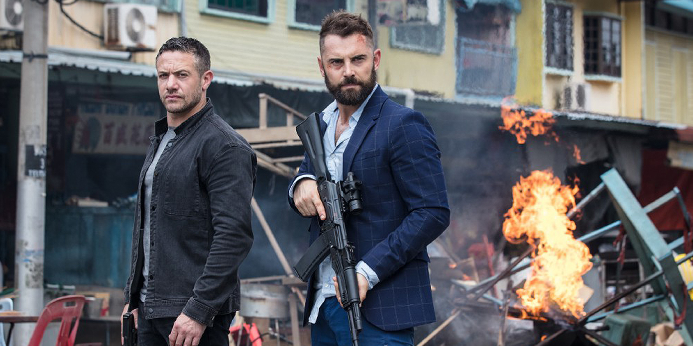 """CINEMAX Renews Action Series """"Strike Back"""" For Seventh And"""