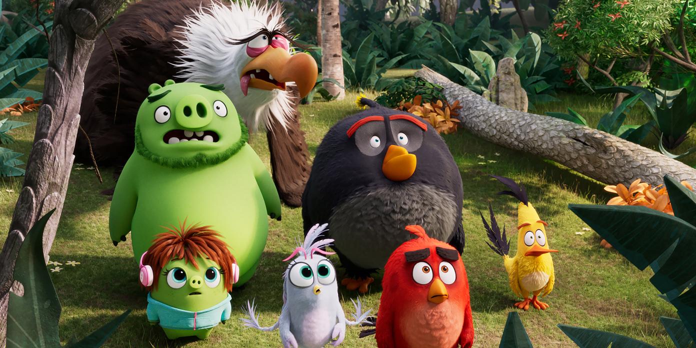The Angry Birds Movie 2 Flies Onto 4k Ultra Hd Blu Ray Dvd