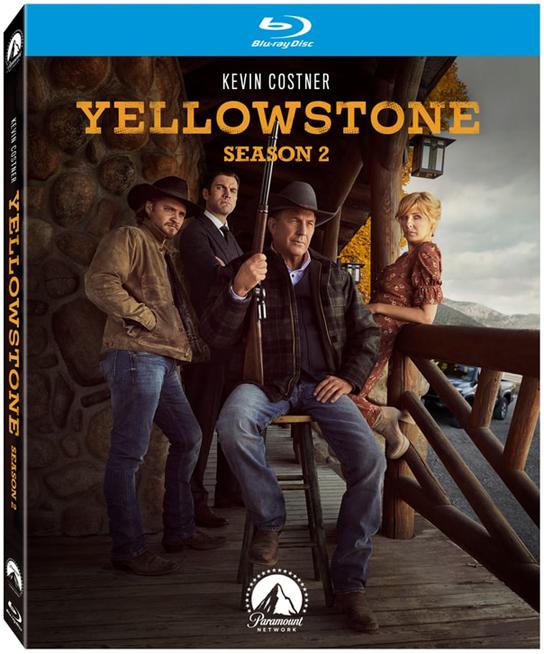 "Yellowstone: Season 2"" Arrives On Blu-ray™ & DVD November 5"