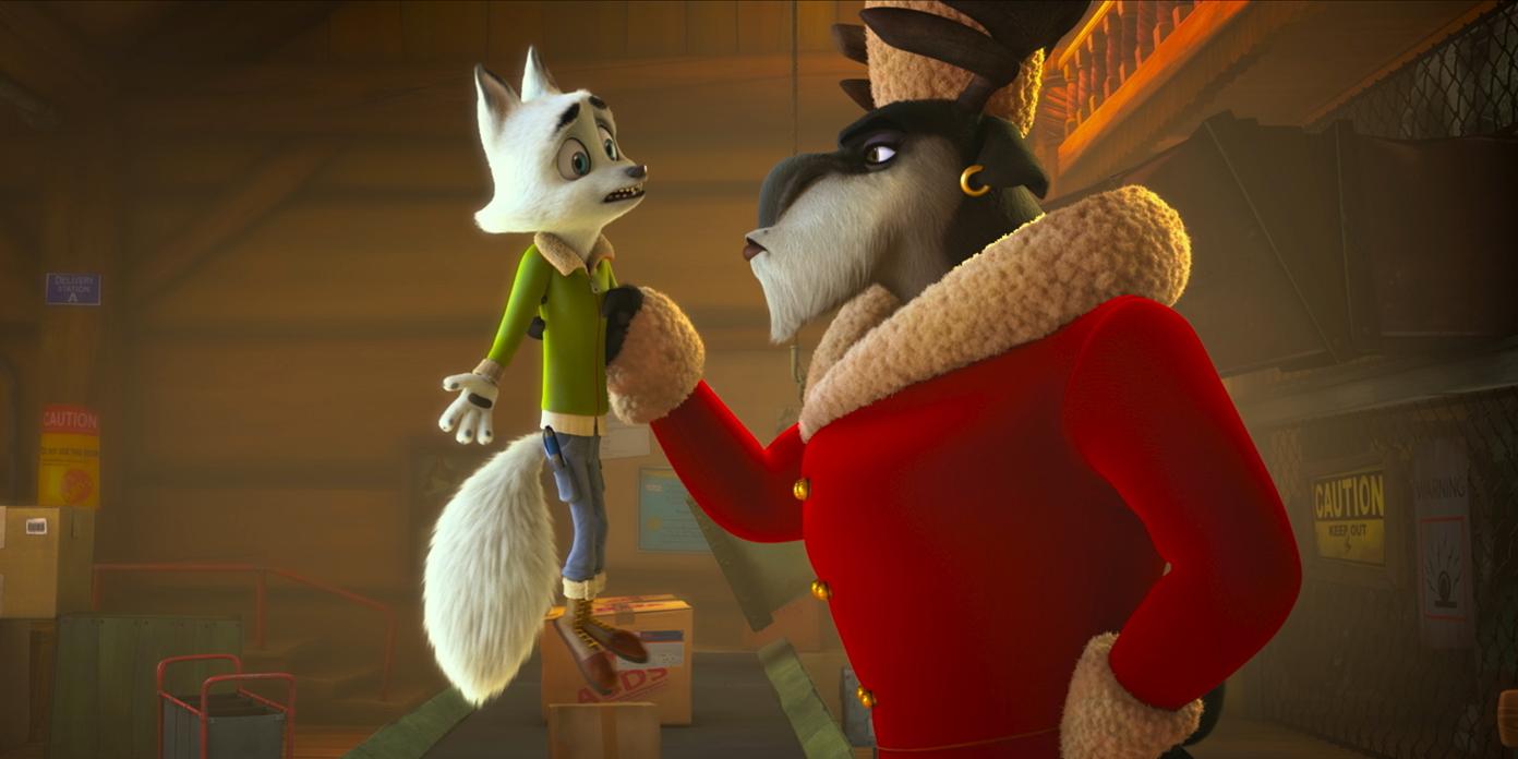 Movie Details Arctic Dogs This Year @KoolGadgetz.com