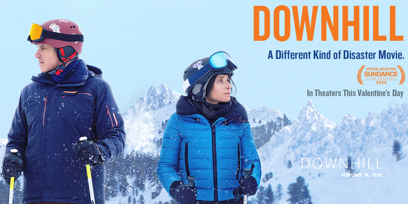 Image result for downhill movie
