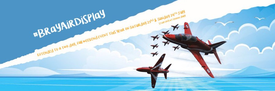 Bray Air Display July 2016