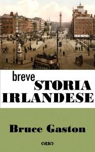 Breve Storia Irlandese cover