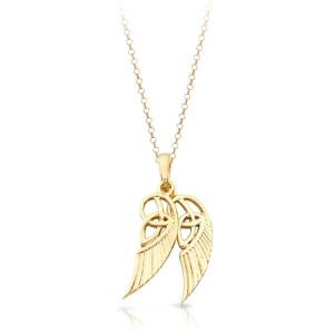 9ct Gold Celtic Pendant-P021