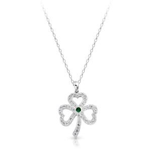 Silver Celtic Pendant-SP019S