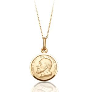 Padre Pio Medal-J11