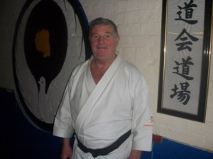 Sensei Brunton 7th Dan