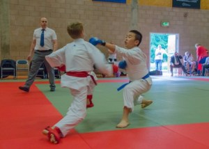 Brunton Cup 2018 action shot