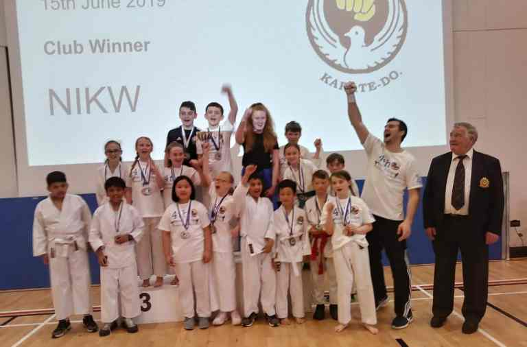 Brunton Cup 2019 winners NIKW