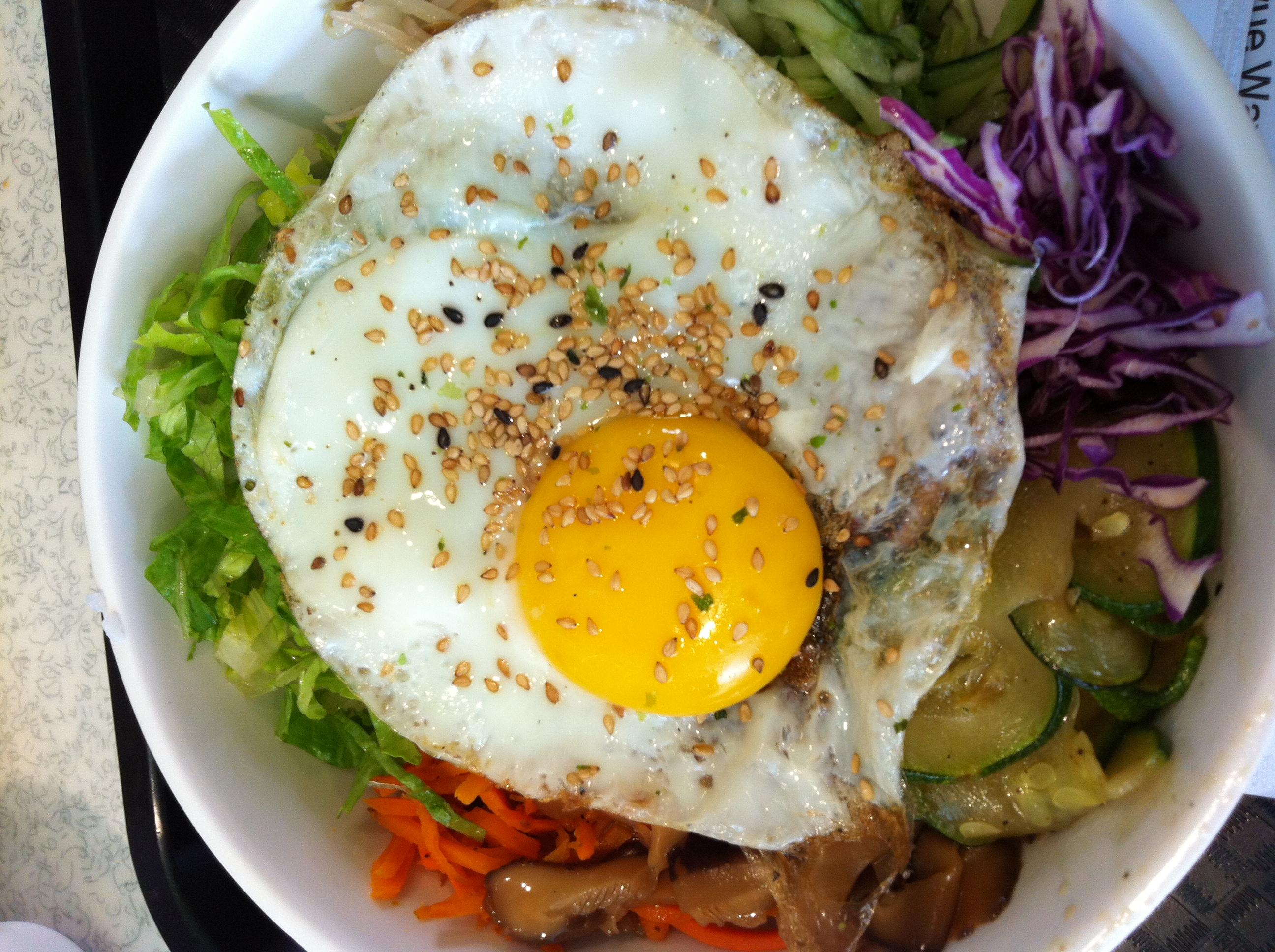 BELLEVUE – Korean Inspired Goodness in a Bowl at Oma Bap