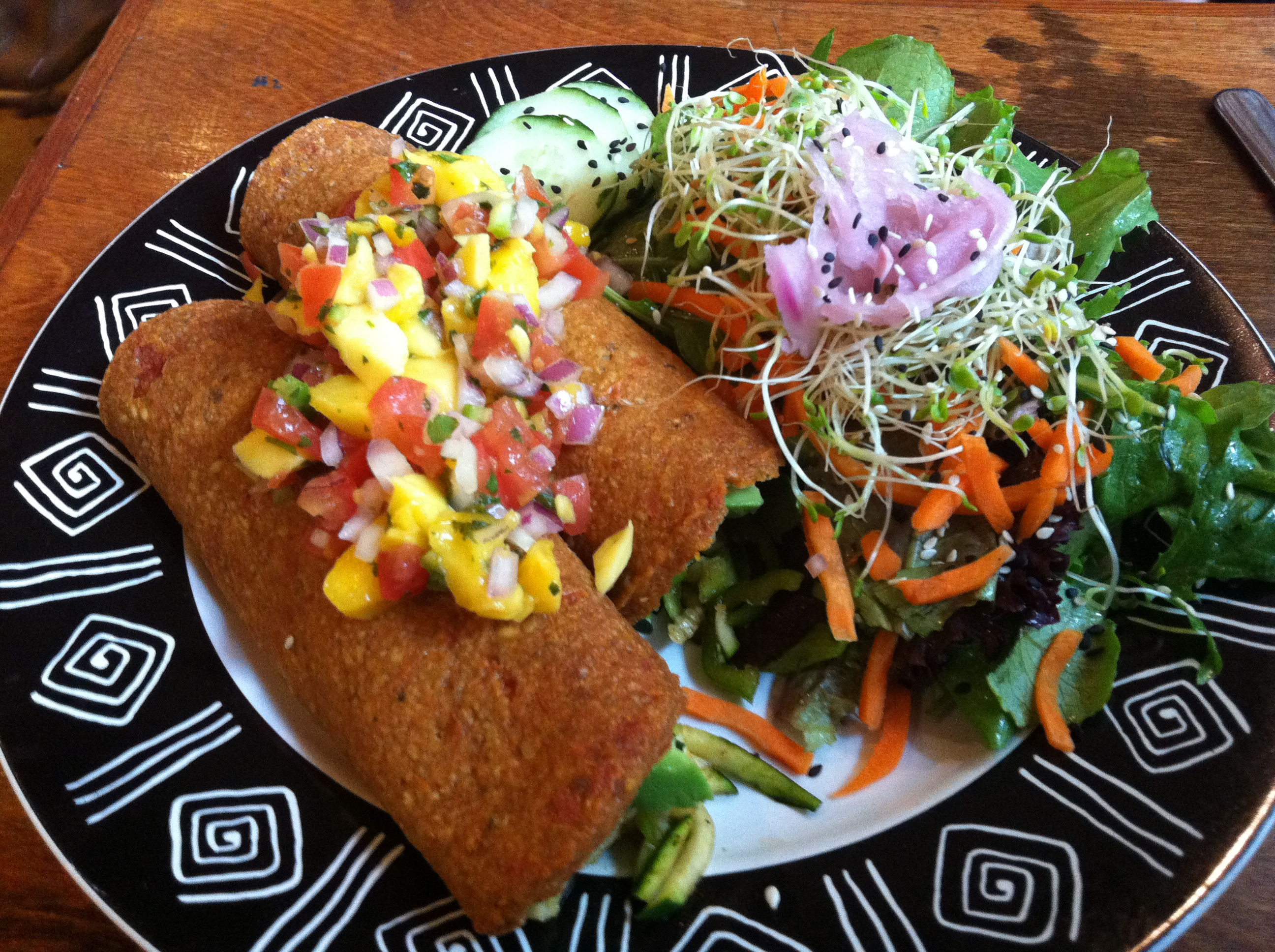 SEATTLE – Chaco Canyon Organic Cafe