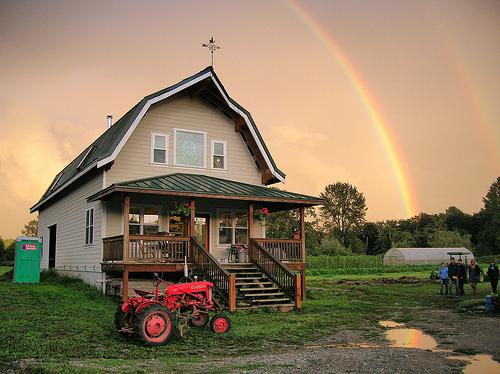 CARNATION CSA, Changing Seasons Farm – 2012