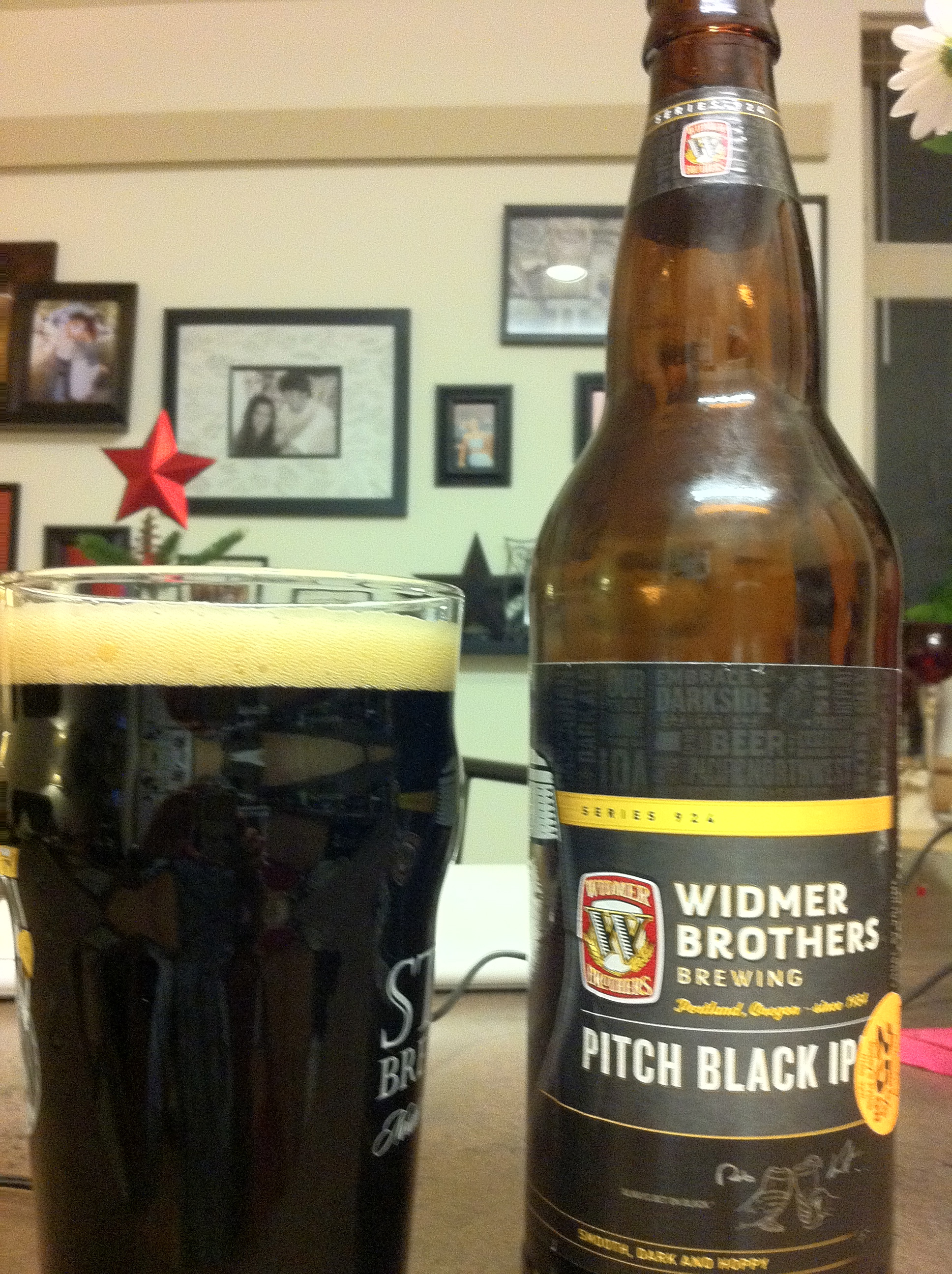 Brewbeat NW – Widmer Brothers Pitch Black IPA