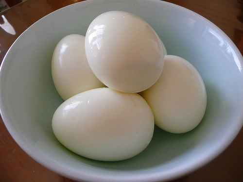 Granny's Perfect Hard-Boiled Eggs