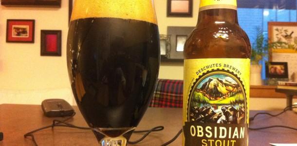 Deschutes Brewery: Obsidian Stout