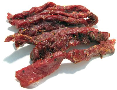Homemade Beef Jerky, Version 3 – Chipotle Pepper