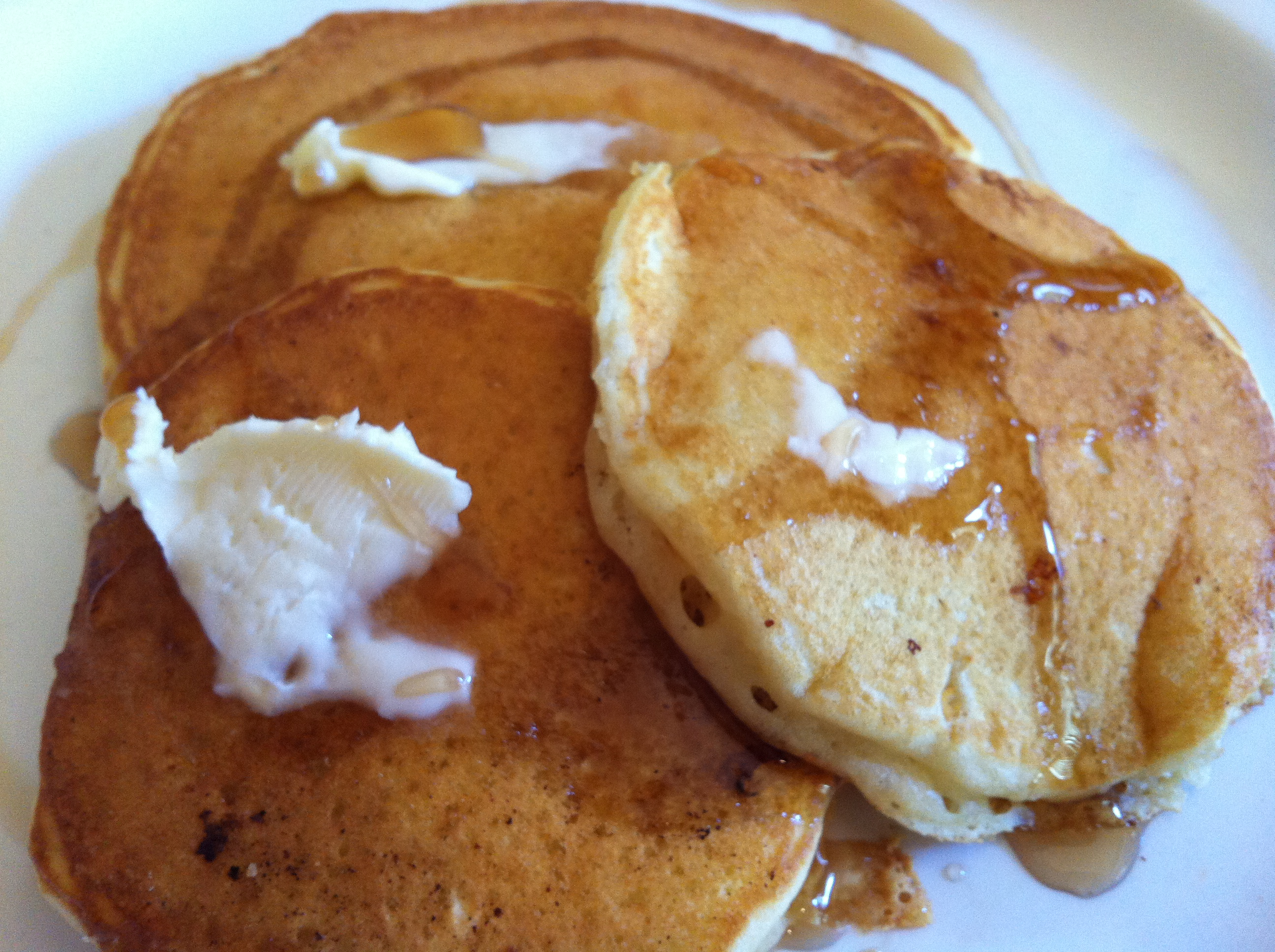 Perfect Buttermilk Pancakes – Thank you anyway Mom