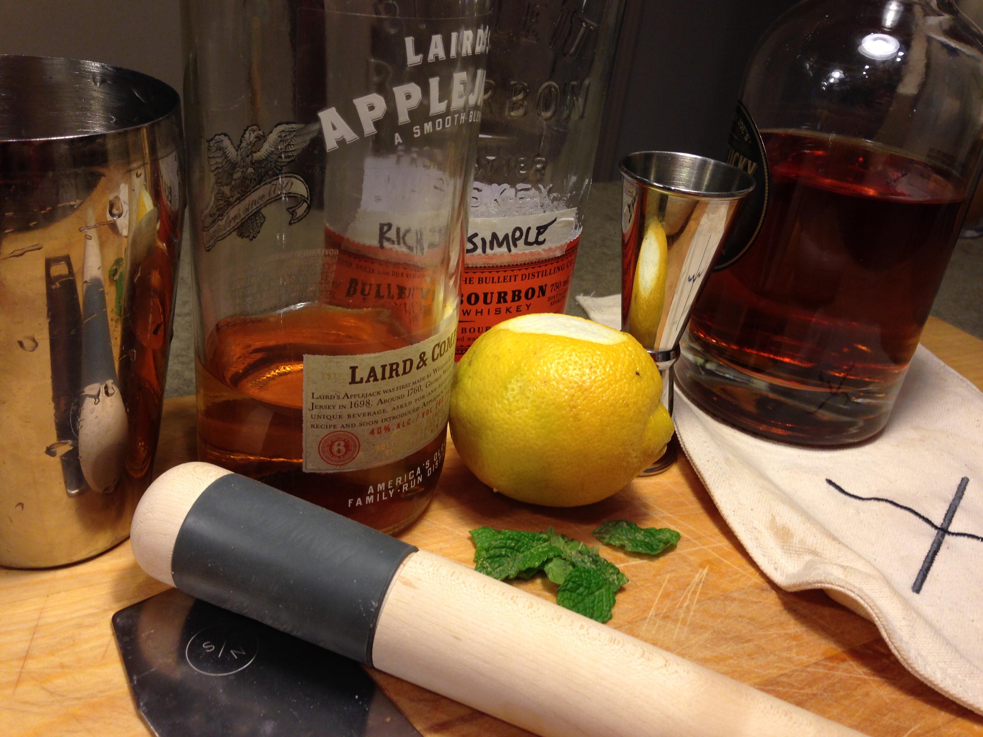 Applejack Cocktails