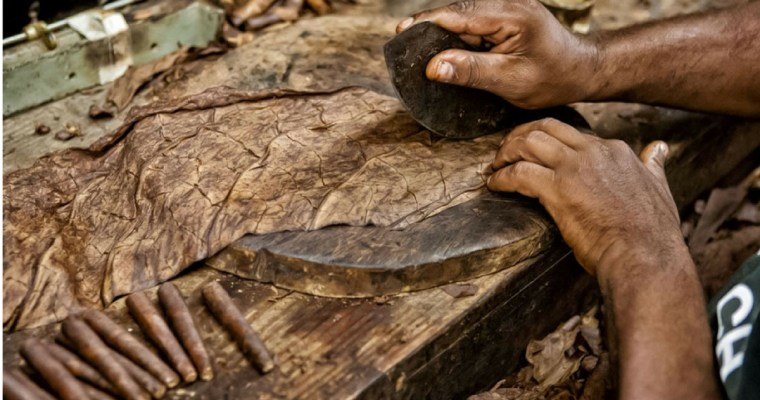 Cigars – an Interview with Philip Meech