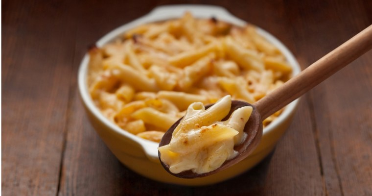 Martha's Mac and Cheese (with Beecher's Flagship)