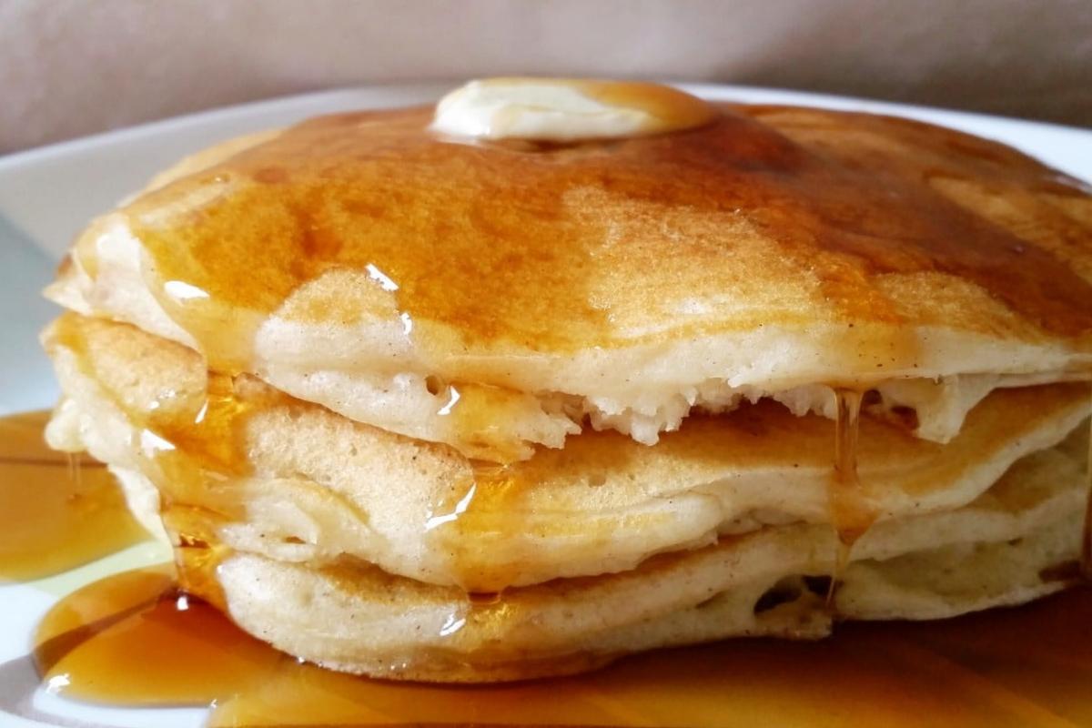 Pancakes – Two Ways