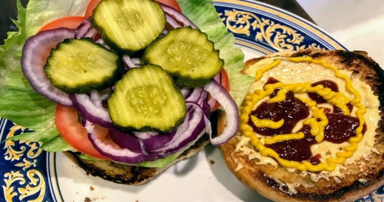 Burger Month Part 3 – Condiments
