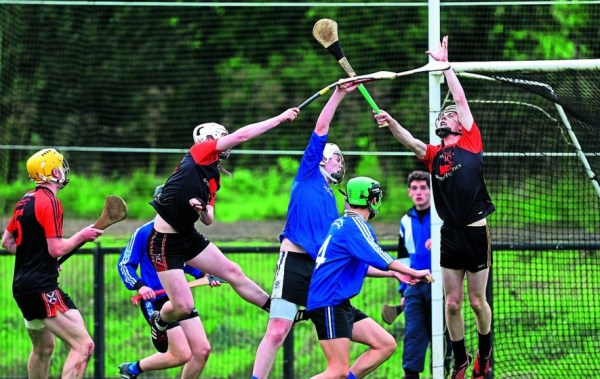 St Mary's set sights on Mageean Cup holders, St Louis ...