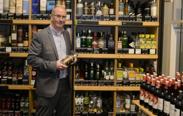 Northern Ireland made Jawbox Gin secures M&S listing - The ...