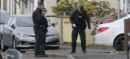 Leading loyalist George Gilmore dies after Carrickfergus shooting