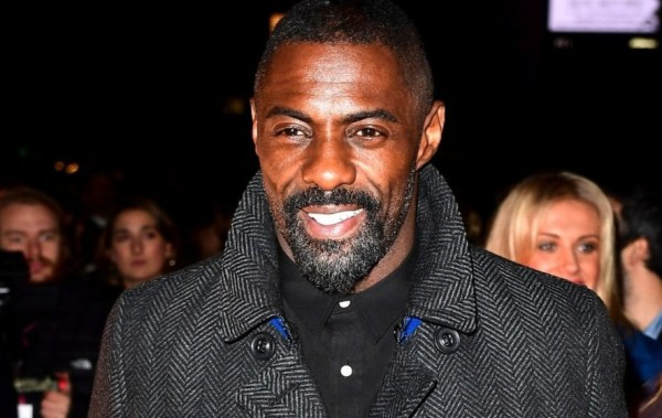 First image of Idris Elba's film directorial debut ...