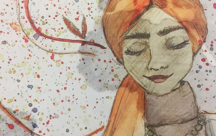 Refugee children have written a book of fairy tales and it's just awesome