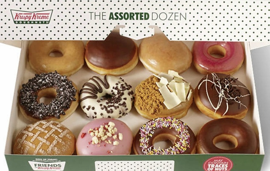 Krispy Kreme Doughnuts set to open first store in the north - The Irish News