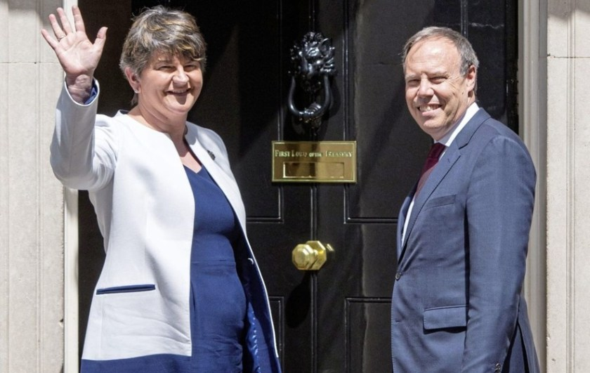 John Manley: Republicans will be hoping that DUP/Tory deal will all end in tears.