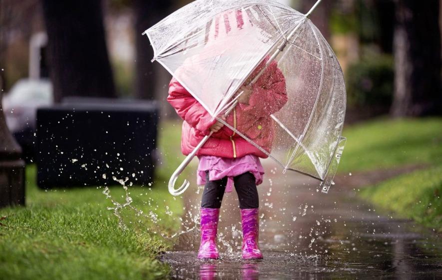 Making A Splash Enjoy Rainy Days With Your Kids The