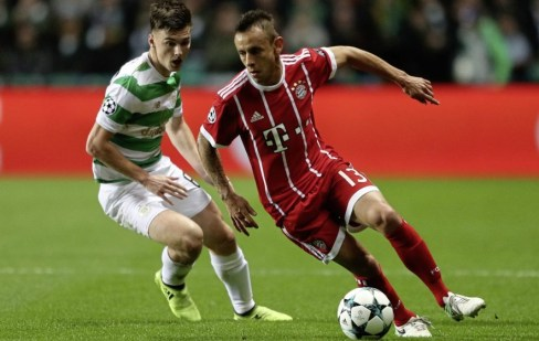 Image result for kieran tierney bayern munich