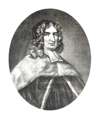 Portrait of William King (1650-1729) Monasticon Hibernicum (1867) Wikimedia, Public Domain