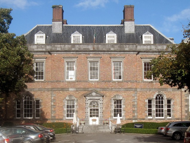 The old episcopal Palace, Cashel