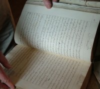 Bolton Library 1600s correspondence