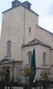 The Church, formerly St Mary's Church of Ireland Wikimedia, Public Domain