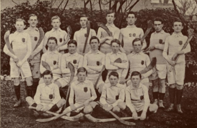 St Éanna's hurling team