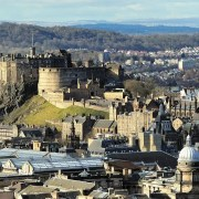 Edinburgh Castle - Rugby Tours To Scotland