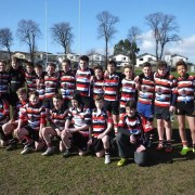 Altrincham Kersal RFC Under 13s Dublin Rugby Tour
