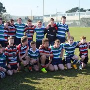 Altrincham Kersal RFC Under 13's Dublin Rugby Tour