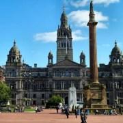City Chambers - Glasgow Irish rugby Tours