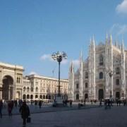 Milano Piazza Duomo - Irish Rugby Tours, Rugby Tours To Milan