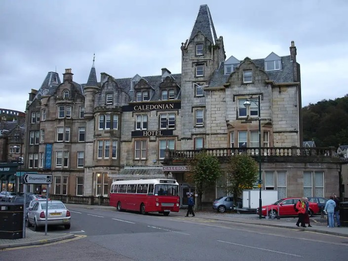 Oban - Irish Rugby Tours, Rugby Tours To Oban